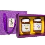 原生态成熟蜂蜜礼盒 百花+椴树
