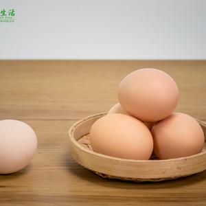 桃园散养草鸡蛋 45/盒 黄壳