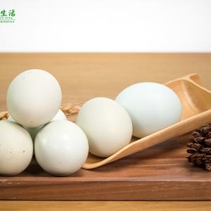 桃园散养草鸡蛋 45/盒 绿壳