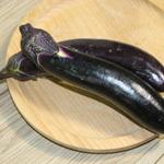 无农药紫茄子