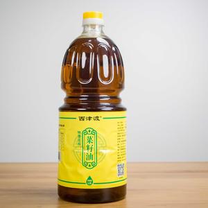 物理压榨菜籽油 1.8L