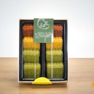 绿豆糕 多彩绿豆糕