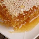 原生态蜂巢蜜