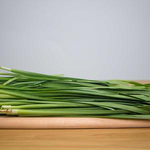 无农药香韭菜