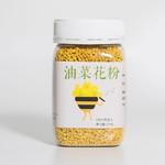 赶蜂人老吉的原生态花粉 成熟油菜花粉