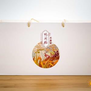 杜氏天香特选大米 8斤精品礼盒装 特选2号