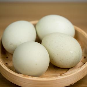 发酵床散养绿壳草鸡蛋 45/盒 绿壳