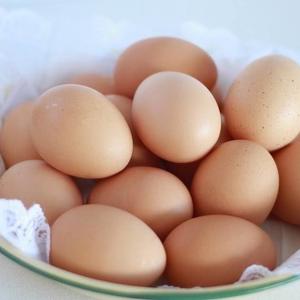 发酵床散养黄壳鸡蛋 45/盒
