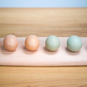 河边散养七彩草鸡蛋 30/盒