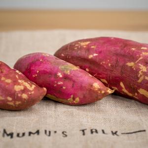 无公害红心山芋(约1斤)